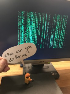 what can you do for me